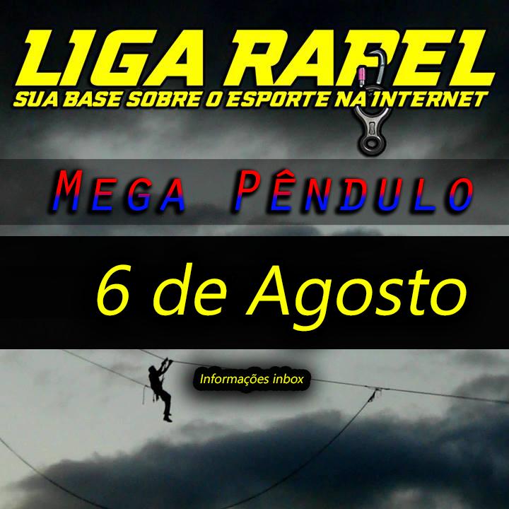 Evento: Mega Pêndulo – Pedreira do Bairro Amazonas – Contagem – MG