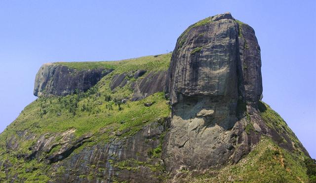 Homem morre ao cair na Pedra da Gávea no Rio de Janeiro