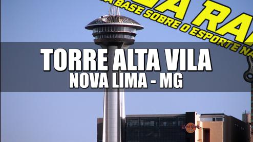 Alta Vila – Liga Rapel na Torre Alta Vila em BH / Nova Lima – MG
