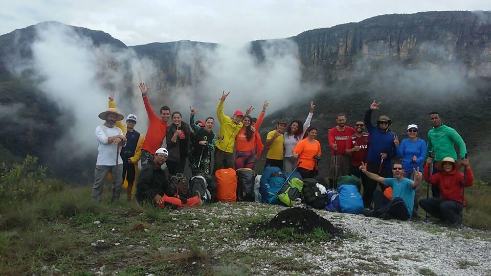 Travessia Lapinha x Tabuleiro – Social Hiking/Bambu Aventura
