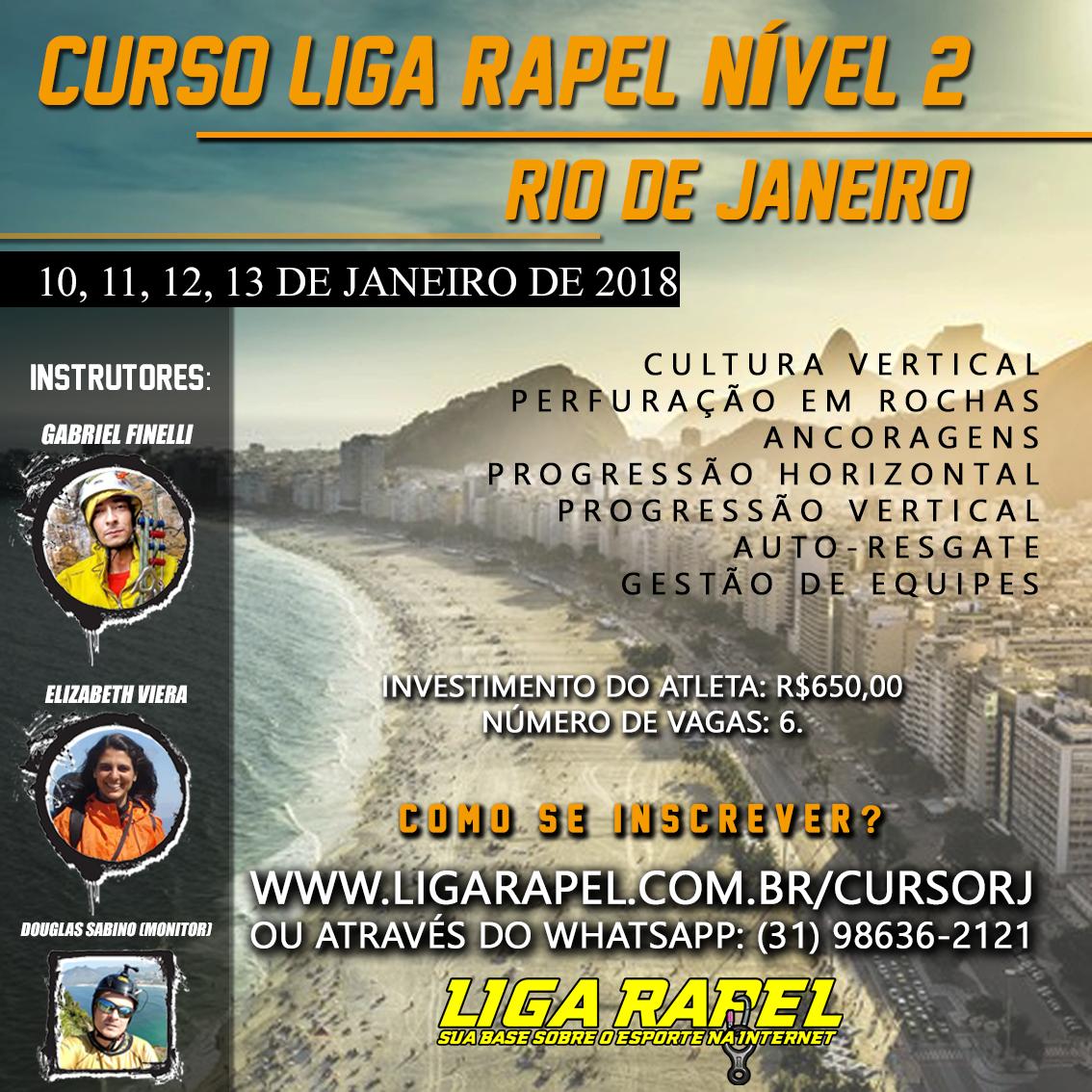 Curso N2 – Rio de Janeiro – RJ