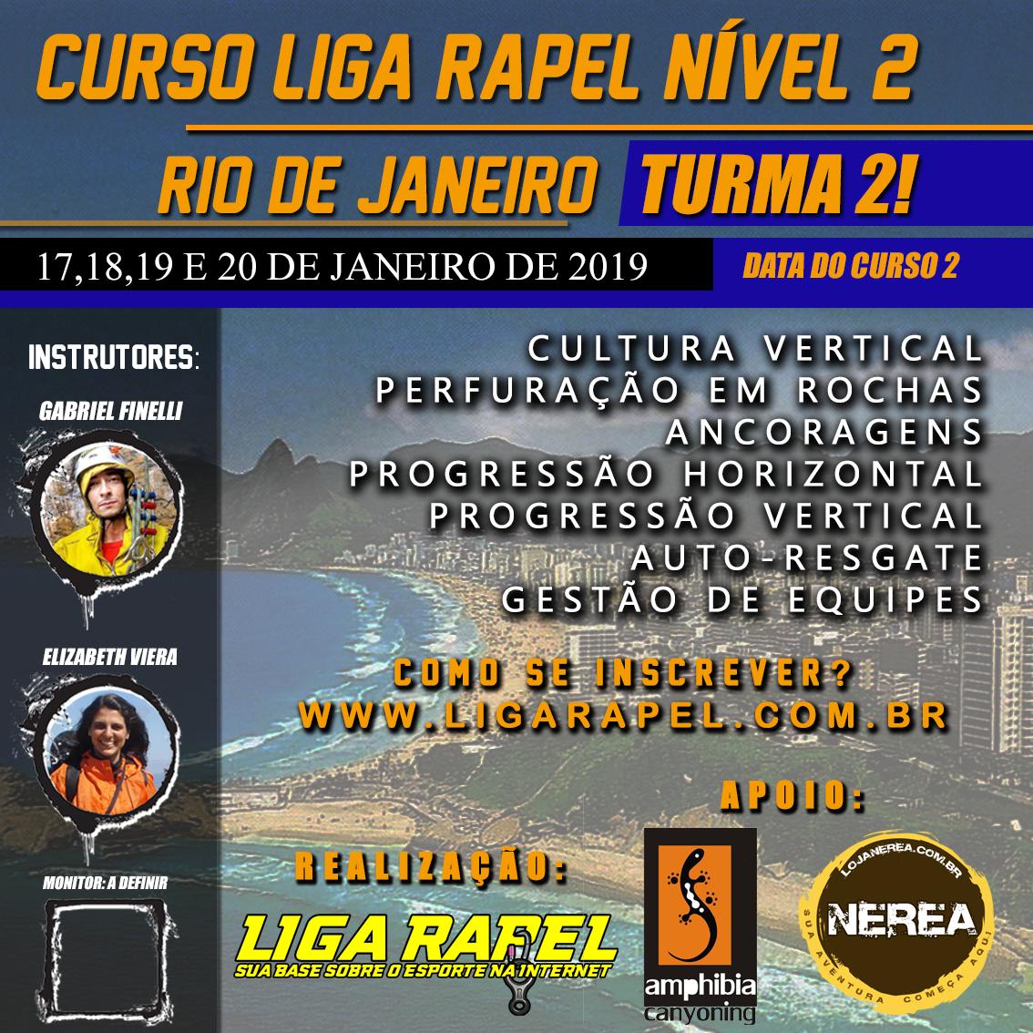 Curso N2 (segunda turma) – Rio de Janeiro – RJ